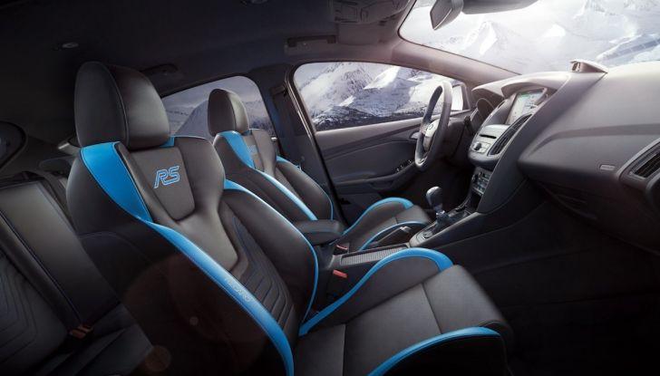 La Ford Focus RS da 350CV diventa un Taxi in Norvegia - Foto 10 di 13