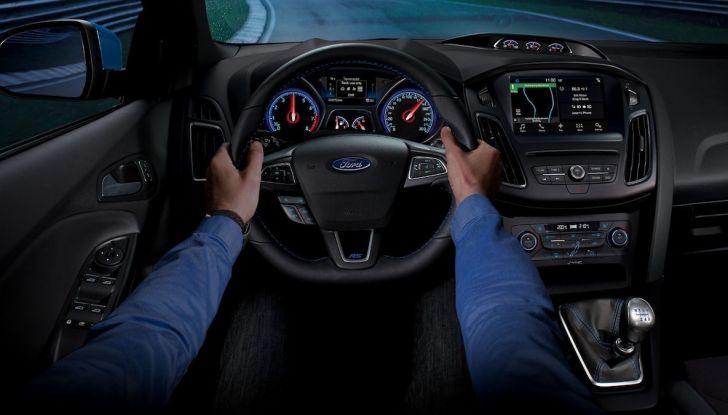 La Ford Focus RS da 350CV diventa un Taxi in Norvegia - Foto 11 di 13