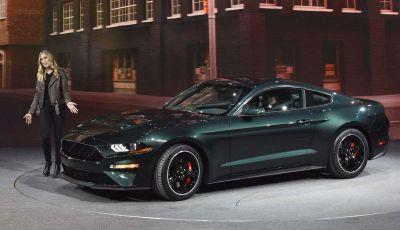 Ford Mustang Bullitt, serie speciale per i 50 anni del film