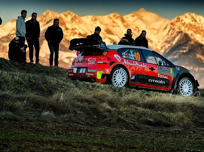 MONTECARLO: ULTIMA SESSIONE DI TEST PER LE C3 - Foto 3 di 3