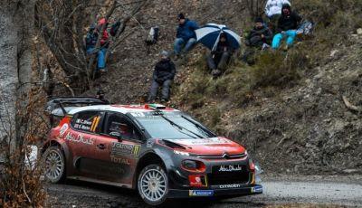 WRC Monte Carlo - Giorno 2: vicende alterne per gli equipaggi Citroën