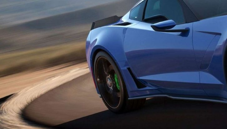 Genovation GXE, la Corvette elettrica - Foto 3 di 6