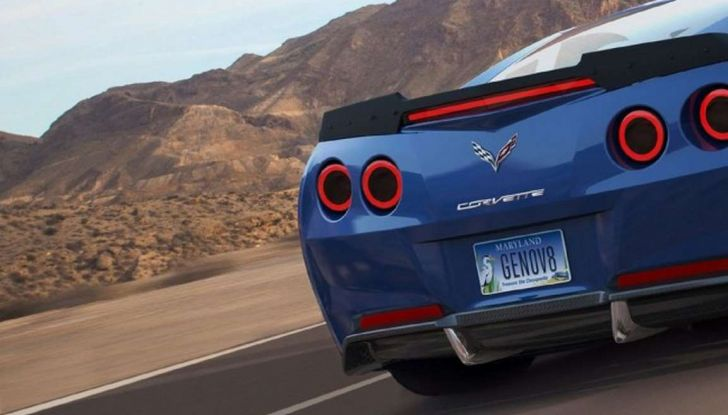 Genovation GXE, la Corvette elettrica - Foto 4 di 6