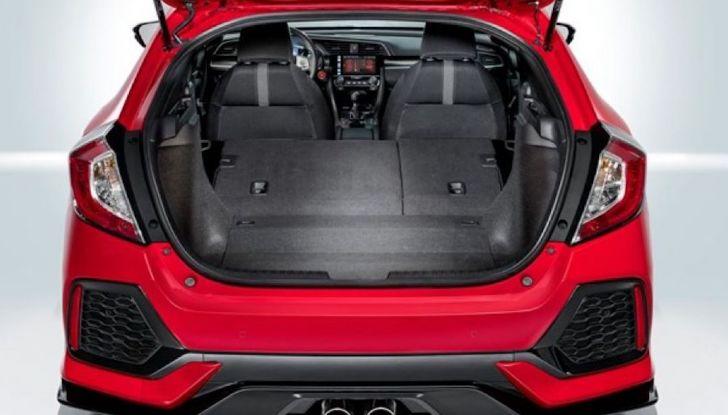 Nuova Honda Civic 2018 con motore Diesel i-DTEC - Foto 8 di 19