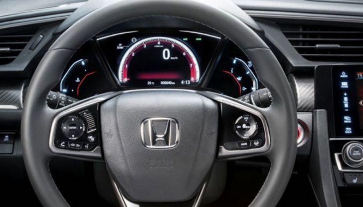 Nuova Honda Civic 2018 con motore Diesel i-DTEC - Foto 10 di 19