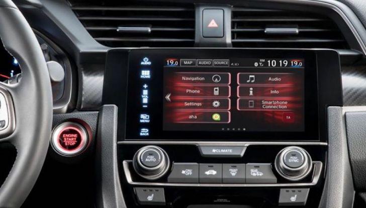 Nuova Honda Civic 2018 con motore Diesel i-DTEC - Foto 11 di 19