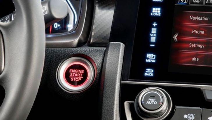 Nuova Honda Civic 2018 con motore Diesel i-DTEC - Foto 12 di 19