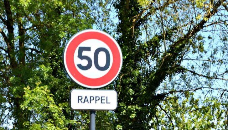 Il limite di velocità in Francia scende a 80 Km/h - Foto 5 di 8