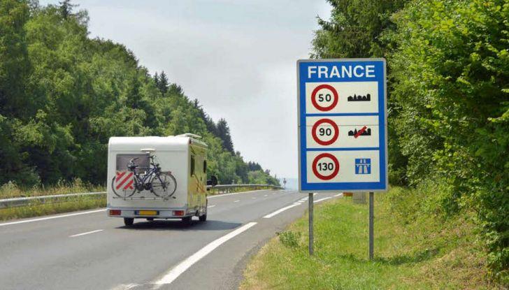 Il limite di velocità in Francia scende a 80 Km/h - Foto 4 di 8
