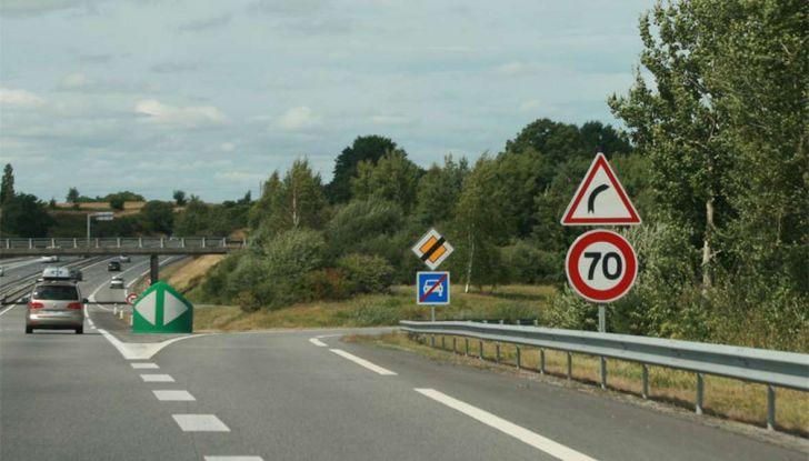 Il limite di velocità in Francia scende a 80 Km/h - Foto 8 di 8