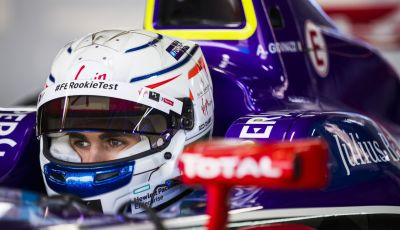 DS Virgin Racing protagonista ai Rookie Test di Marrakech