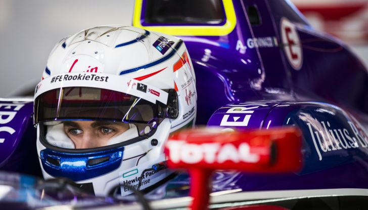 DS Virgin Racing protagonista ai Rookie Test di Marrakech - Foto 1 di 4