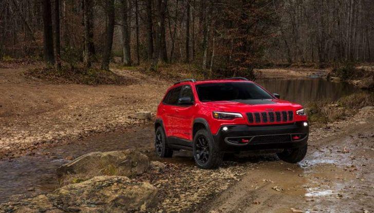 Nuova Jeep Cherokee a 299€ al mese con Freedom Days - Foto 3 di 16