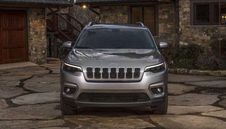 Nuova Jeep Cherokee a 299€ al mese con Freedom Days - Foto 16 di 16