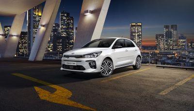 KIA Rio GT-Line 2018:  nuovi interni, tanto stile e 120CV
