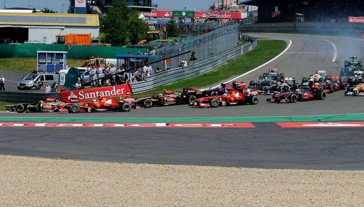 La F1 potrebbe tornare al Nürburgring nel 2019 - Foto 1 di 7