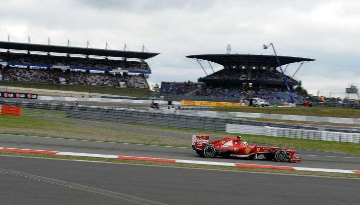 La F1 potrebbe tornare al Nürburgring nel 2019 - Foto 2 di 7