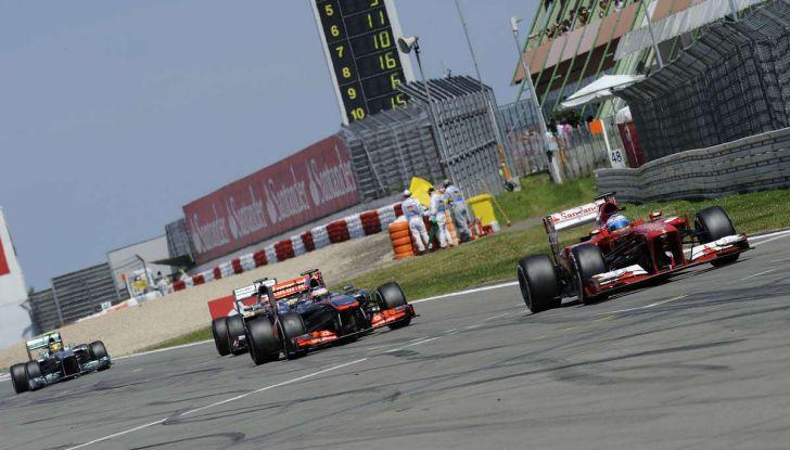 La F1 potrebbe tornare al Nürburgring nel 2019 - Foto 3 di 7