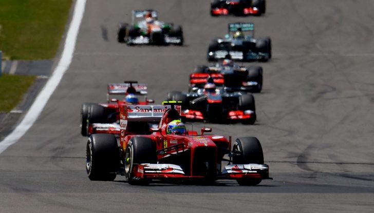La F1 potrebbe tornare al Nürburgring nel 2019 - Foto 4 di 7