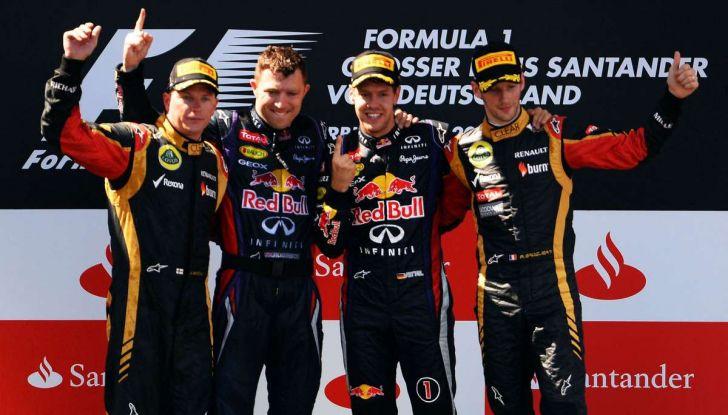 La F1 potrebbe tornare al Nürburgring nel 2019 - Foto 5 di 7