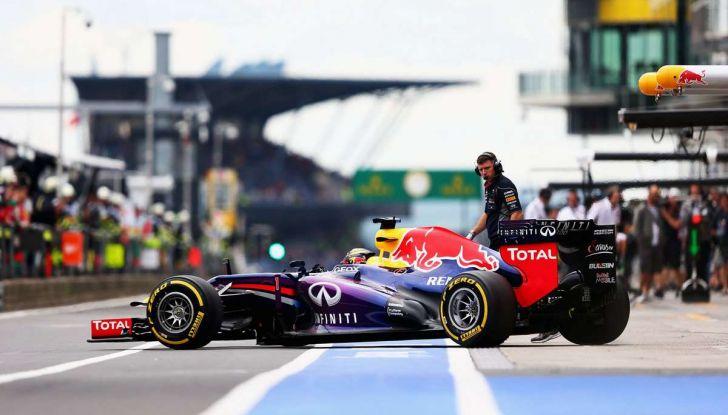 La F1 potrebbe tornare al Nürburgring nel 2019 - Foto 6 di 7
