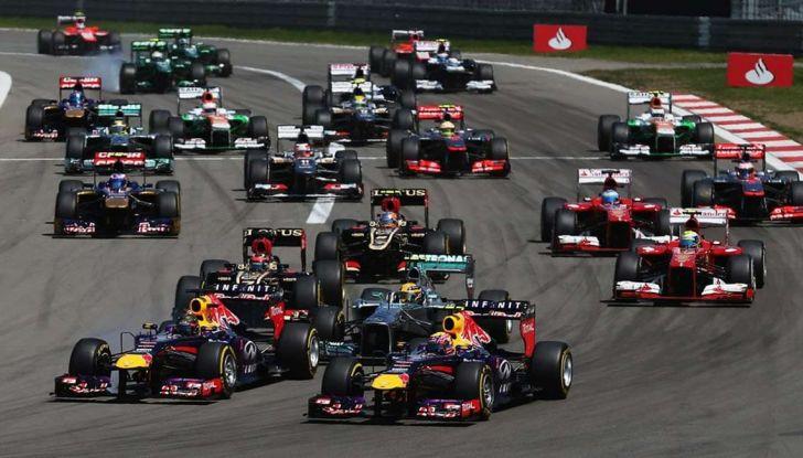 La F1 potrebbe tornare al Nürburgring nel 2019 - Foto 7 di 7