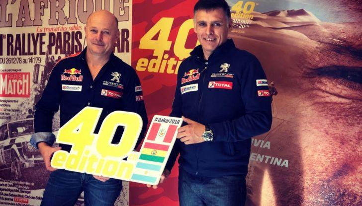 Dakar 2018 – le cifre chiave della gara Peugeot - Foto 2 di 2