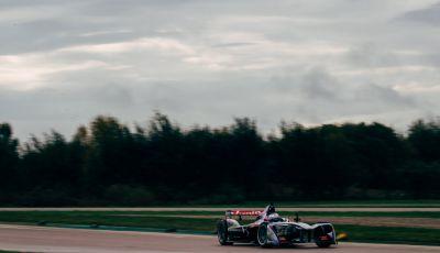 DS Virgin Racing: Eriksson ai Rookie Test