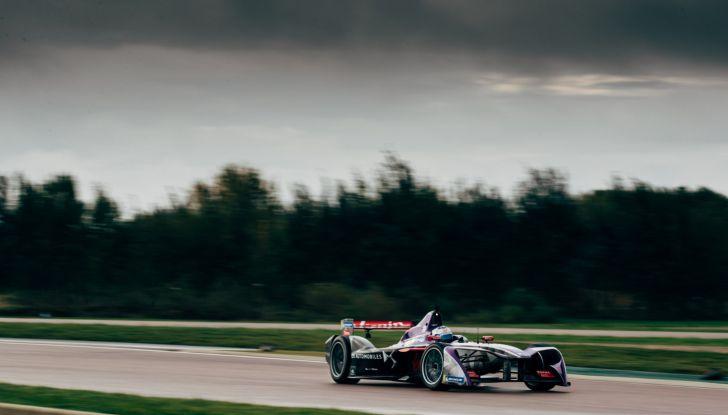 DS Virgin Racing: Eriksson ai Rookie Test - Foto 2 di 5