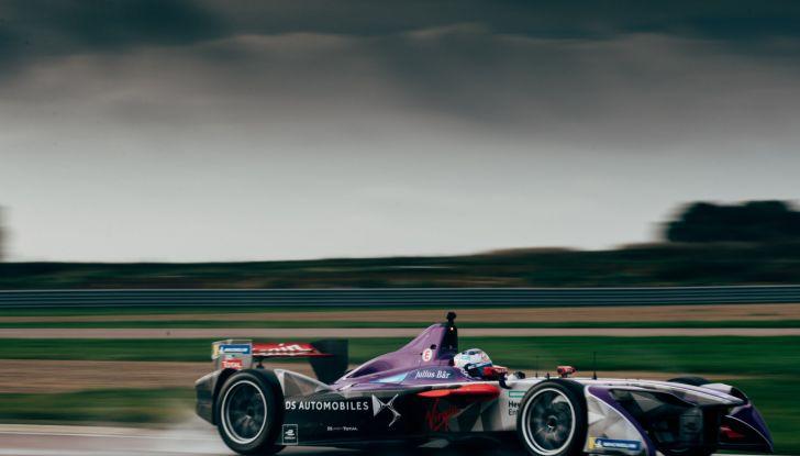 DS Virgin Racing: Eriksson ai Rookie Test - Foto 3 di 5