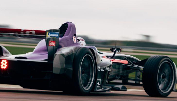 DS Virgin Racing: Eriksson ai Rookie Test - Foto 5 di 5