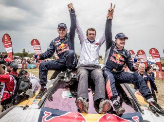 Peugeot vince l'edizione 2018 della Dakar con Carlos Sainz e la 3008DKR Maxi