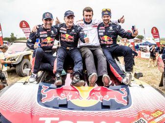 Le tribolazioni di Mister Dakar (Peterhansel) all'edizione 2018