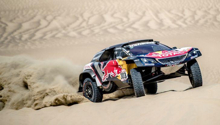 Dakar 2018 – inizio movimentato per le Peugeot 3008DKR Maxi - Foto 2 di 4