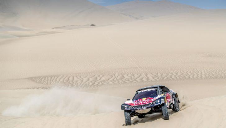 Dakar 2018 – inizio movimentato per le Peugeot 3008DKR Maxi - Foto 3 di 4