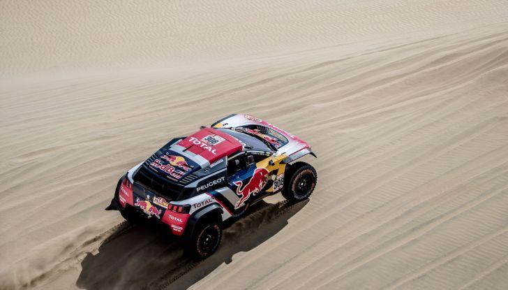 Dakar 2018 – inizio movimentato per le Peugeot 3008DKR Maxi - Foto 4 di 4