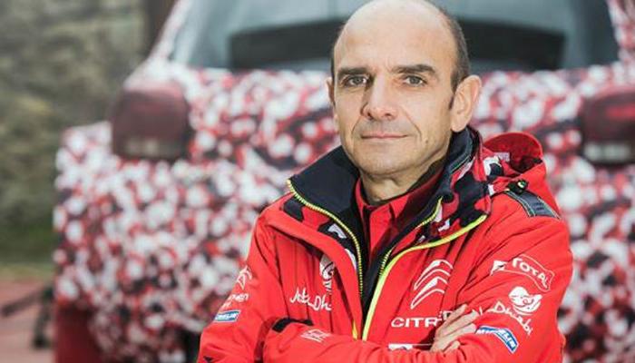 Pierre Budar e il team Citroën commentano la prima prova - Foto 1 di 3