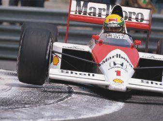 All'asta la McLaren con cui Ayrton Senna vinse a Monaco nel 1993