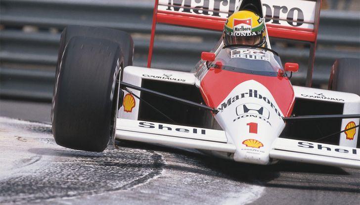 All'asta su CataWiki per 150.000€ il casco di Ayrton Senna - Foto 11 di 11
