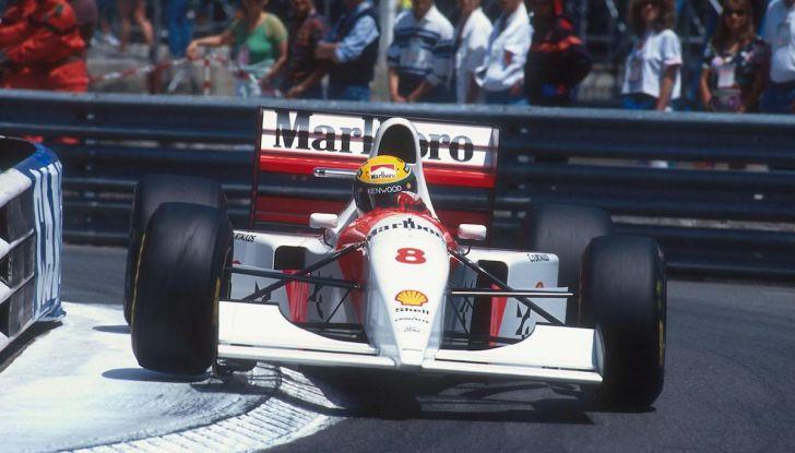 All'asta su CataWiki per 150.000€ il casco di Ayrton Senna - Foto 5 di 11