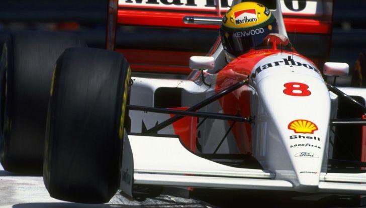 All'asta su CataWiki per 150.000€ il casco di Ayrton Senna - Foto 10 di 11