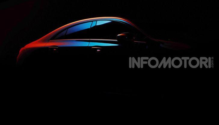 Nuova Mercedes CLA 2019, i dettagli della seconda generazione - Foto 5 di 27
