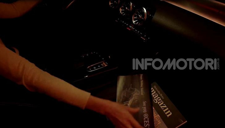Nuova Mercedes CLA 2019, i dettagli della seconda generazione - Foto 7 di 27