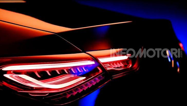 Nuova Mercedes CLA 2019, i dettagli della seconda generazione - Foto 9 di 27