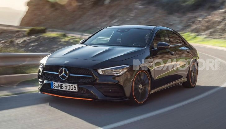 Nuova Mercedes CLA 2019, i dettagli della seconda generazione - Foto 1 di 27