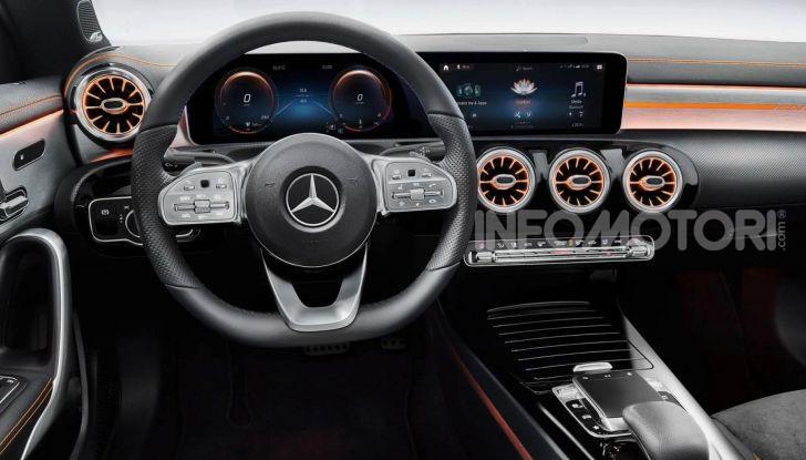 Nuova Mercedes CLA 2019, i dettagli della seconda generazione - Foto 4 di 27