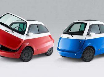 Microlino by Tazzari EV, la nuova Isetta venduta da 12.000 euro