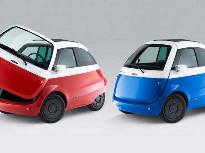 Microlino by Tazzari EV, la nuova Isetta venduta da 12.000 euro - Foto 1 di 7