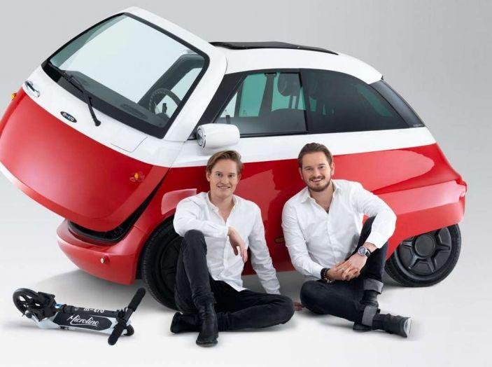 Microlino by Tazzari EV, la nuova Isetta venduta da 12.000 euro - Foto 4 di 7