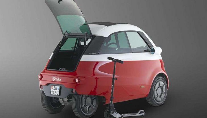 Microlino by Tazzari EV, la nuova Isetta venduta da 12.000 euro - Foto 7 di 7
